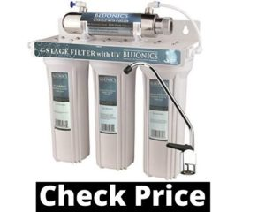 best water filter for well water with iron