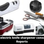 Best electric knife sharpener consumer reports